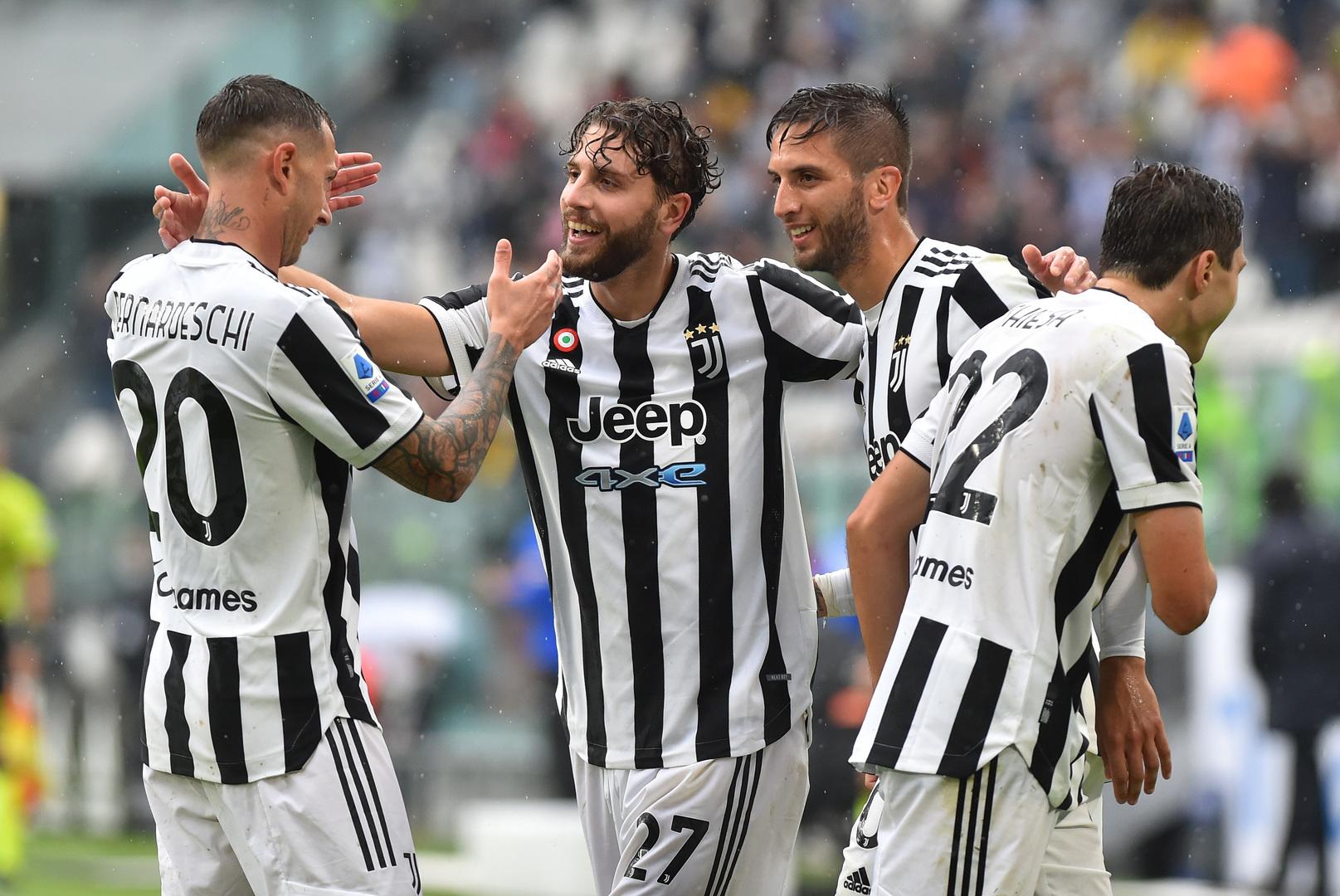 يوفنتوس يحقق فوزه الثاني بالدوري الإيطالي أمام سامبدوريا
