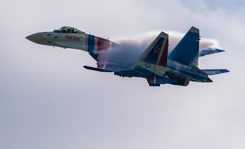 مقاتلات روسية ترافق قاذفة استراتيجية أمريكية فوق المحيط الهادئ