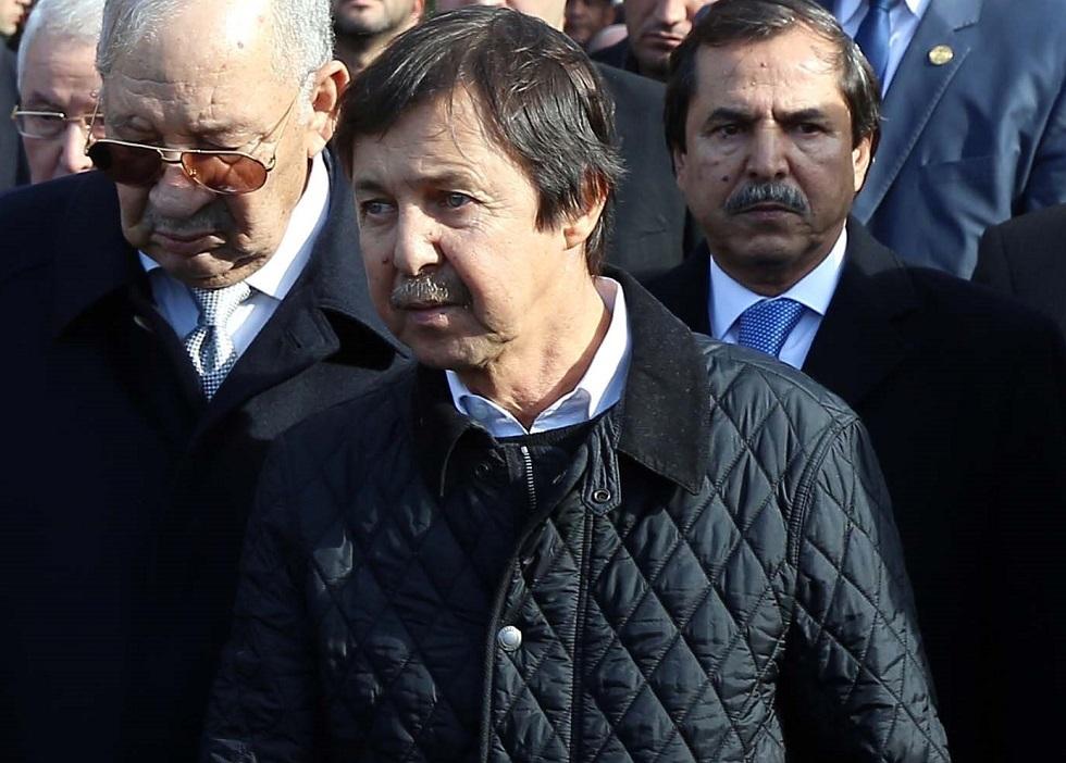 السعيد شقيق الرئيس الجزائري الراحل عبد العزيز بوتفليقة