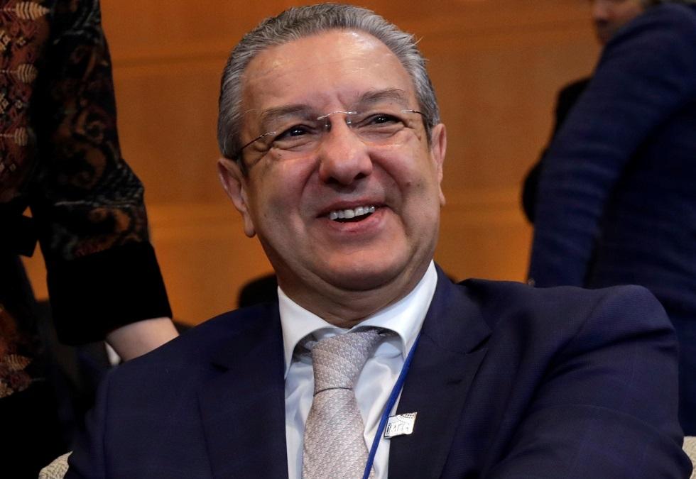 وزير المالية الجزائري الأسبق محمد لوكال