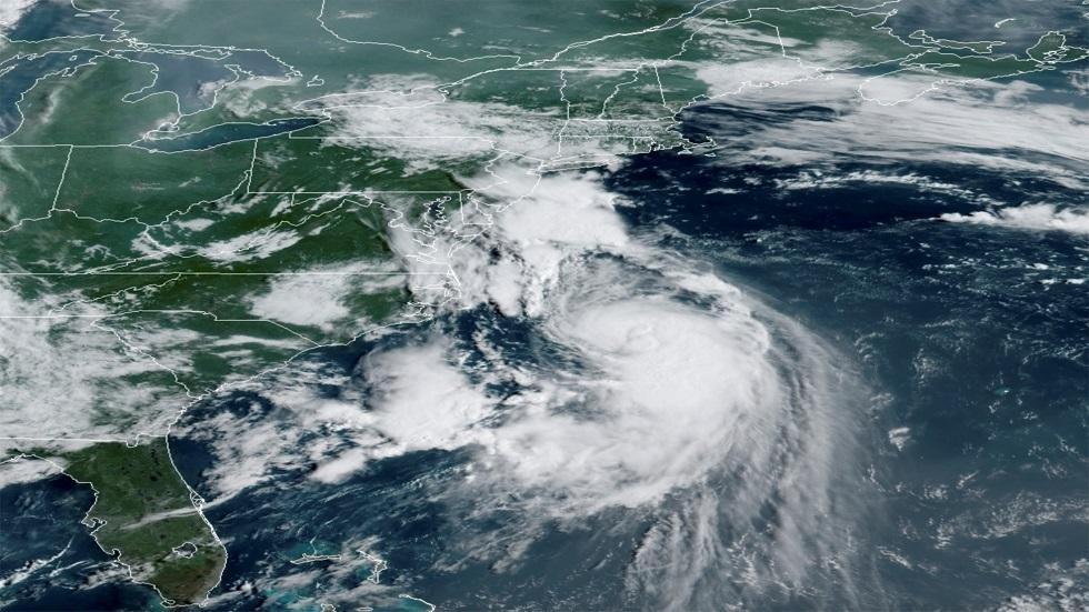 ساحل الهند الشرقي على أهبة الاستعداد مع اقتراب إعصار