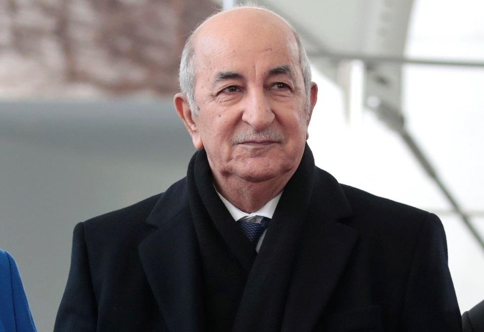 تبون يجري تعيينات جديدة في الرئاسة الجزائرية