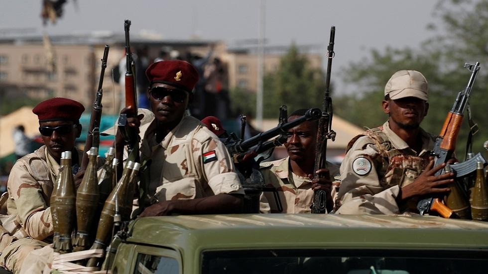 عناصر من الجيش السوداني (صورة من الأرشيف)