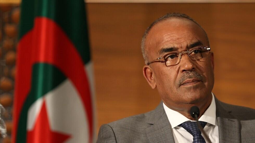 القضاء يصدر حكما بحق رئيس الوزراء الجزائري الأسبق نور الدين بدوي