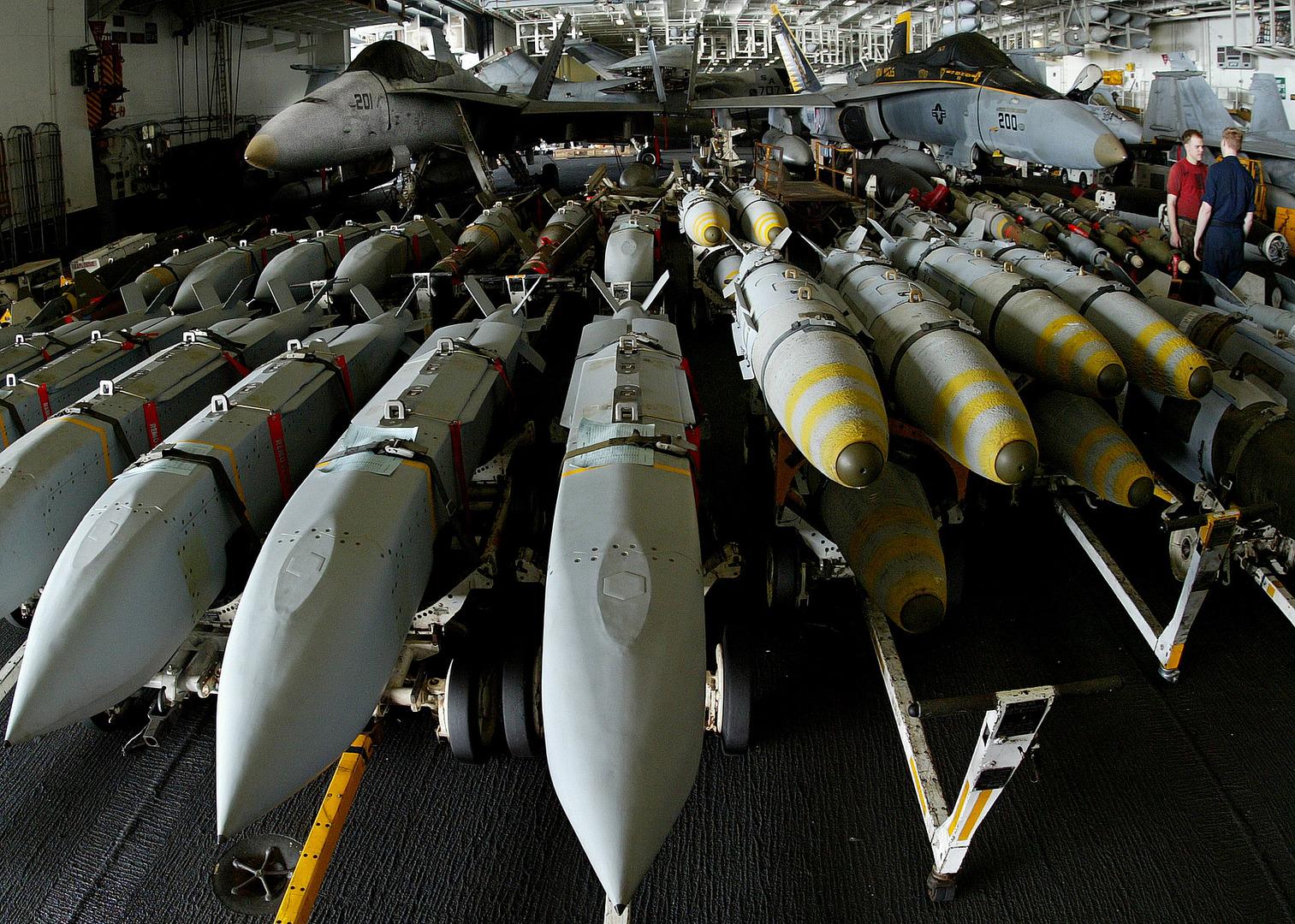 صواريخ JSOW الأمريكية
