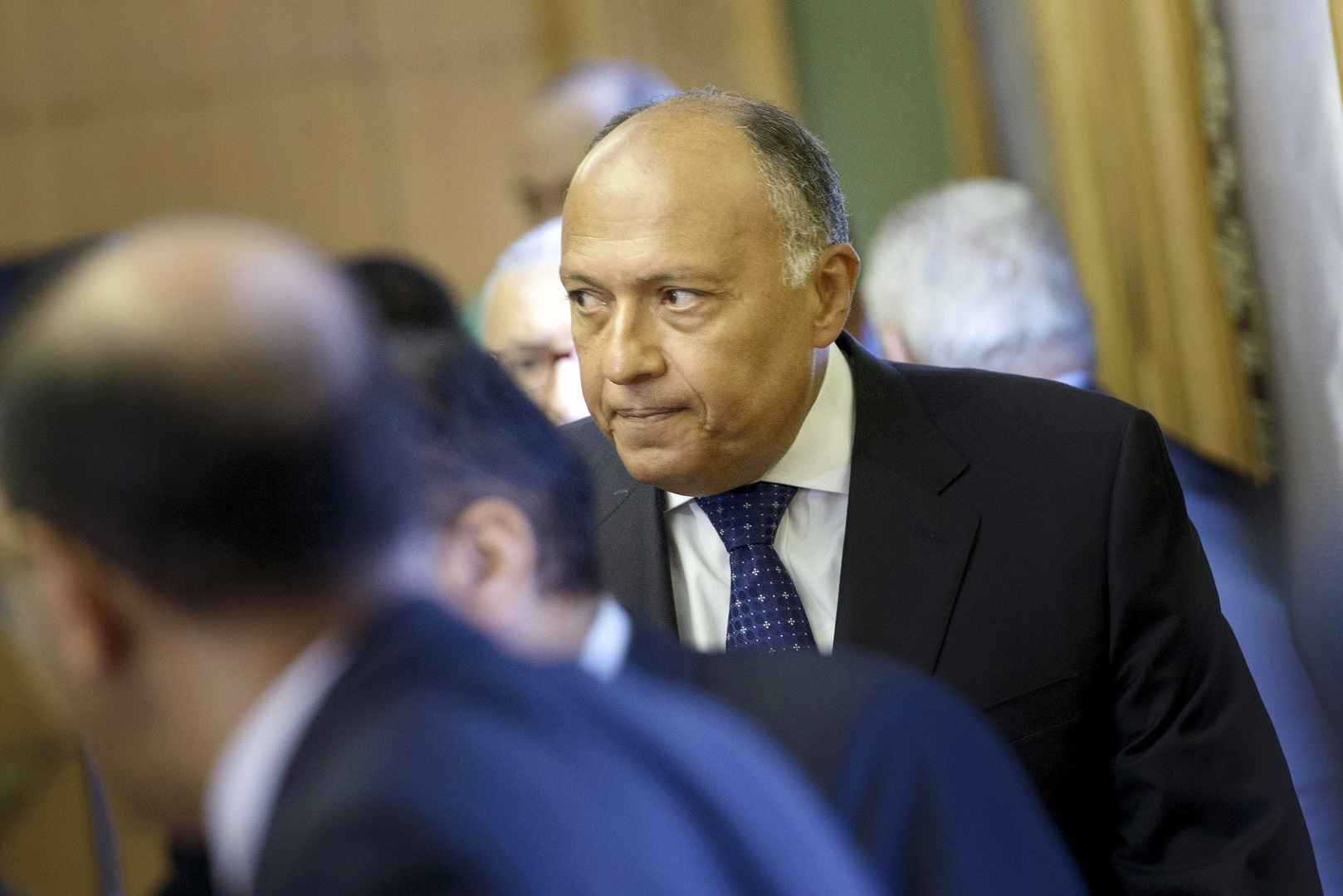 وزير الخارجية المصري: حديث إثيوبيا لا يبشر بوجود إرادة سياسية للتوصل لاتفاق حول سد النهضة