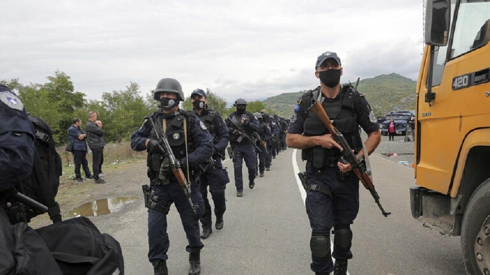 فوتشيتش سنلجأ للقوة إذا تعرض الصرب لاعتداء في كوسوفو