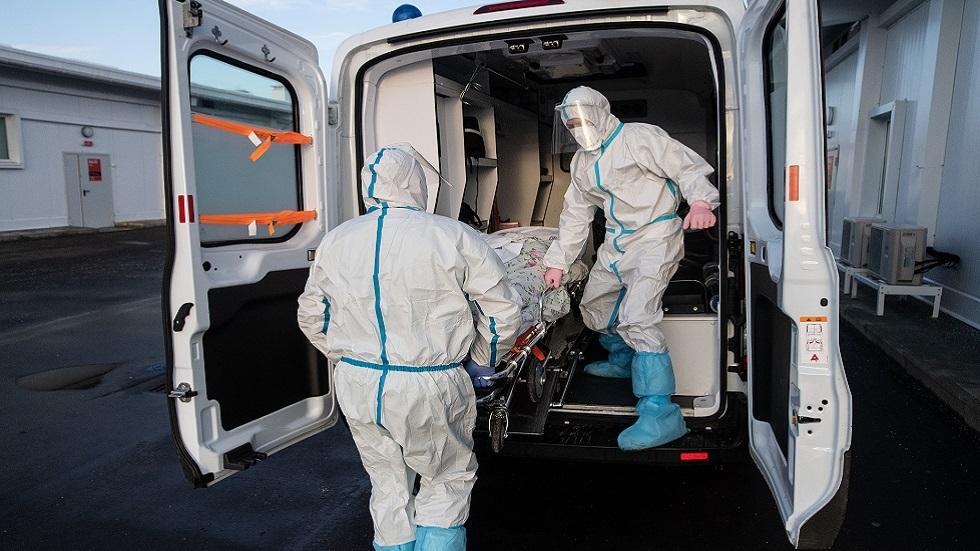 كورونا في روسيا.. 22,2 ألف إصابة و779 وفاة خلال يوم