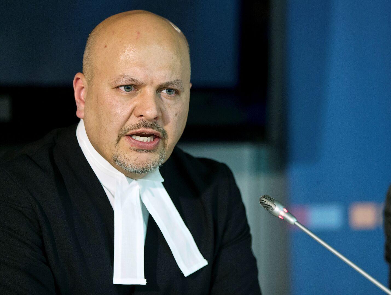 كريم خان، المدعي العام للمحكمة الجنائية الدولية