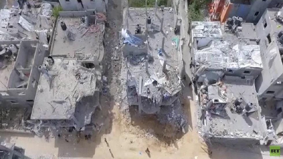 غزة.. إعادة الإعمار ستبدأ خلال أيام