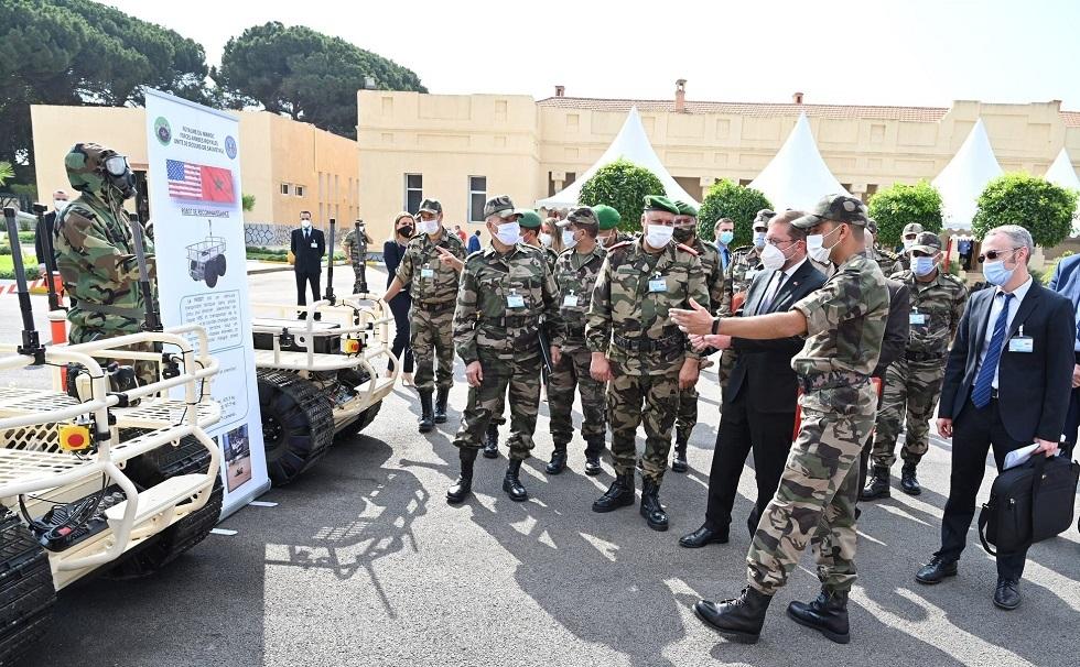 الجيشان المغربي والأمريكي يختتمان تدريبات عسكرية دامت 6 سنوات