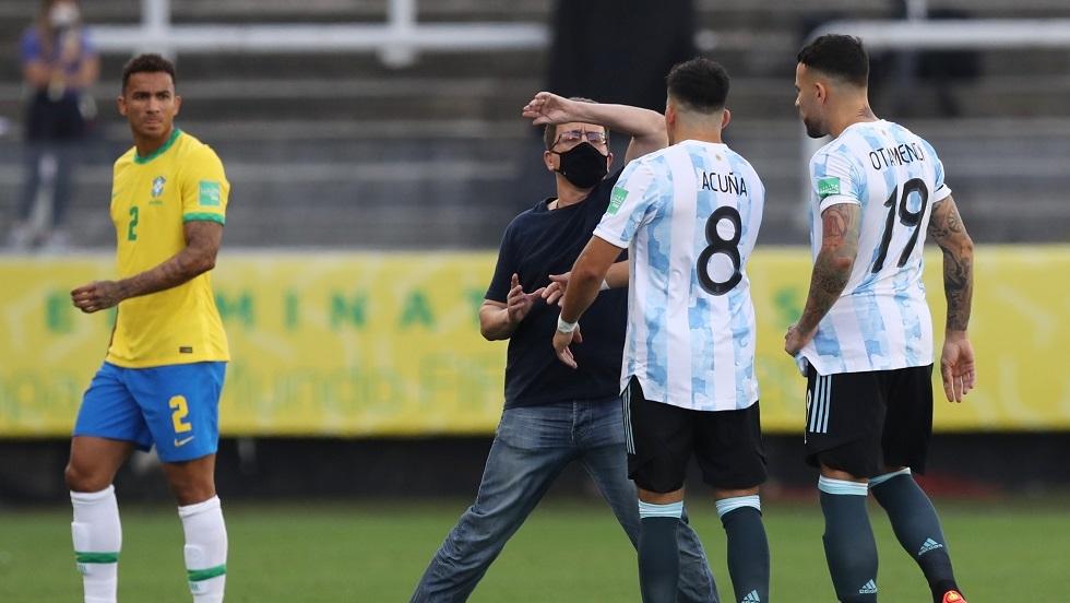 منتخب الأرجنتين يستدعي الثلاثي المتورط في