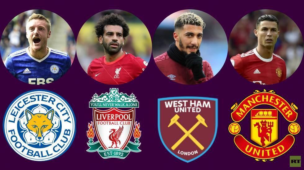 ترتيب الأندية وأفضل الهدافين بعد الجولة السادسة  للدوري الإنجليزي
