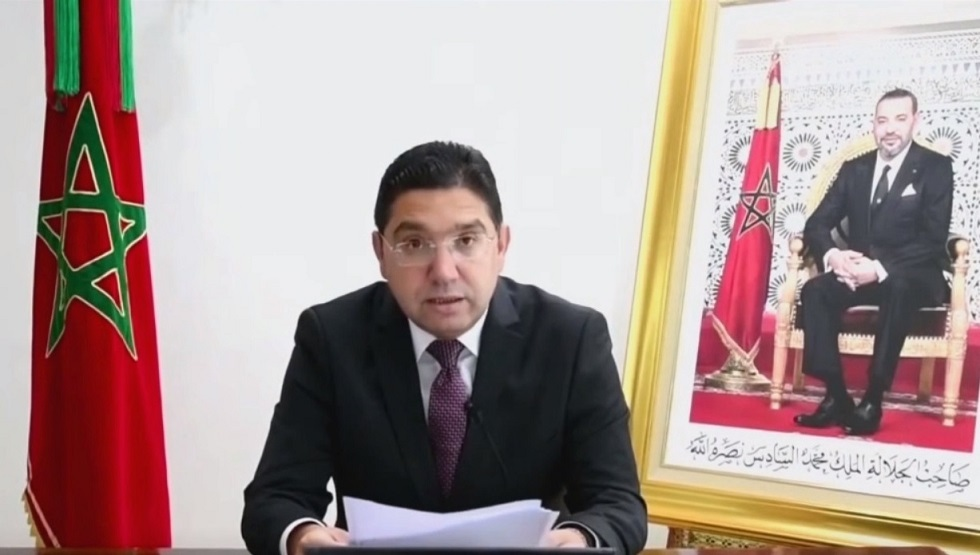 بوريطة: لا يمكن حل قضية الصحراء إلا بتحمل الجزائر مسؤوليتها