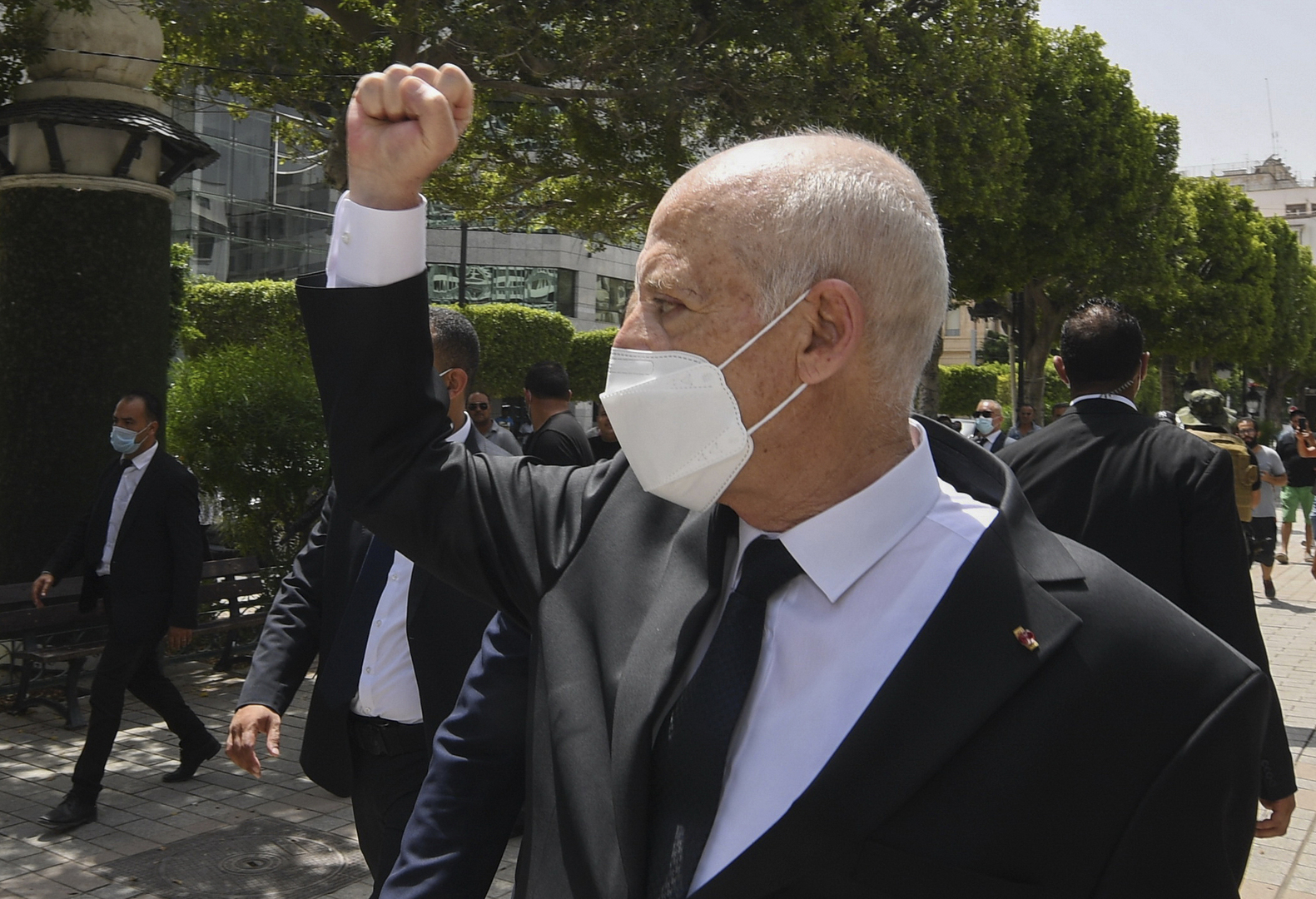 تونس في الأمم المتحدة: تدابير سعيد تهدف إلى إرساء ديمقراطية حقيقية