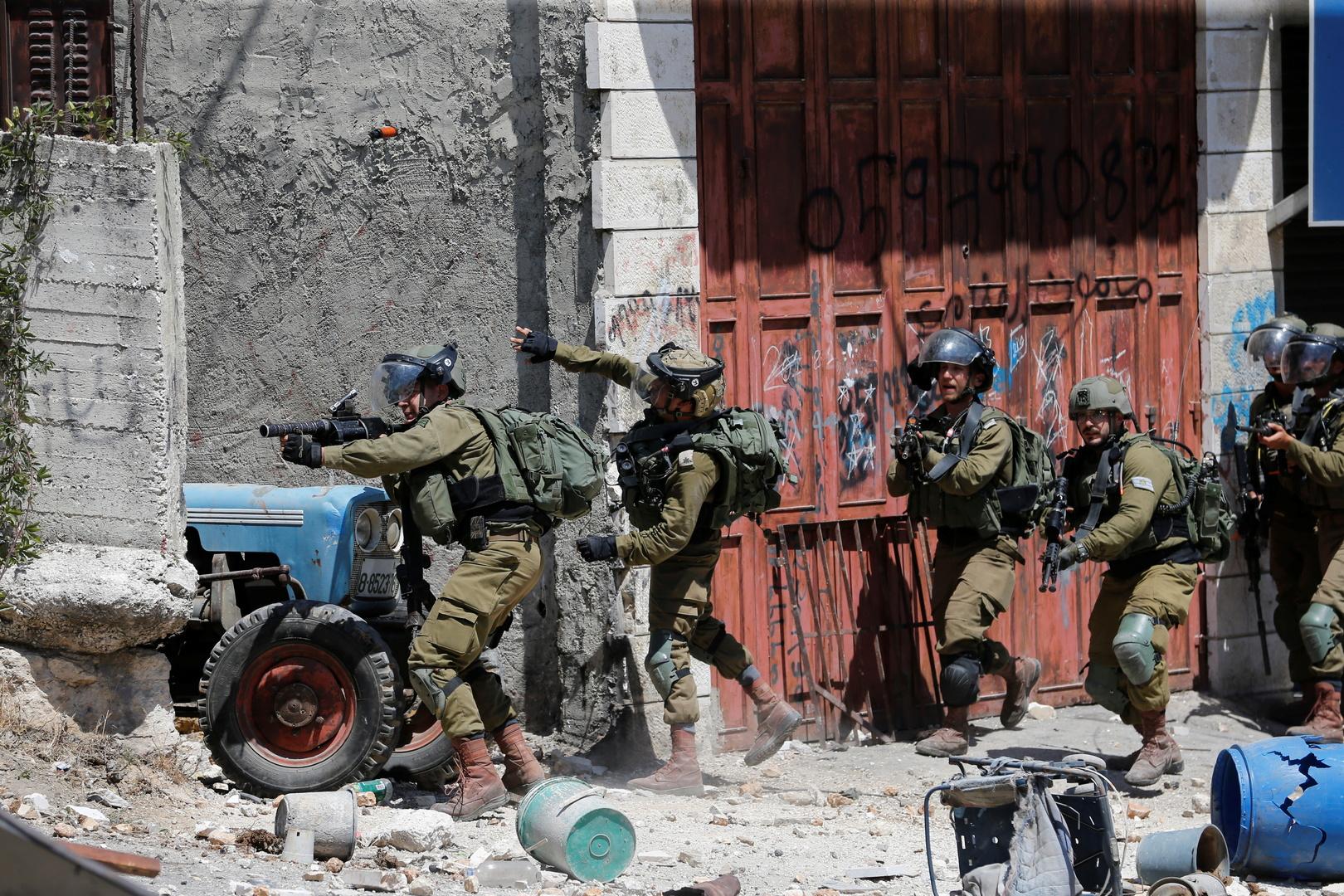 إعلام عبري: الجيش ضبط كمية متفجرات كبيرة كانت ستستخدم بعملية في القدس
