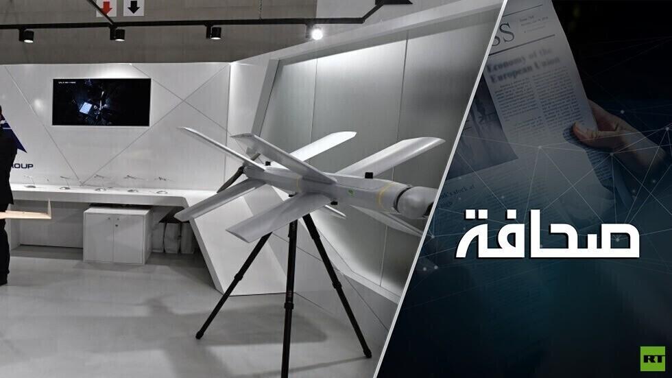 الولايات المتحدة يمكن أن تعطل إنتاج الطائرات التركية المسيرة