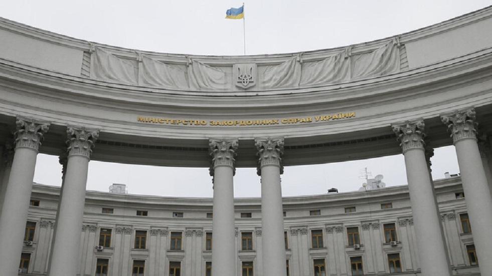 أوكرانيا تستدعي سفير هنغاريا لديها