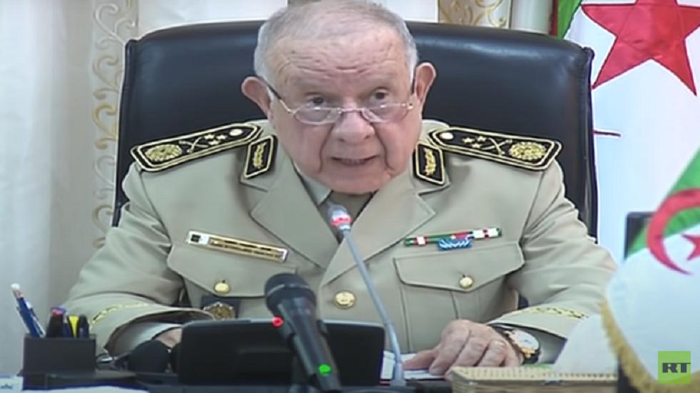 رئيس أركان الجيش الجزائري: المغرب تمادى في المؤامرات والدعاية الهدامة