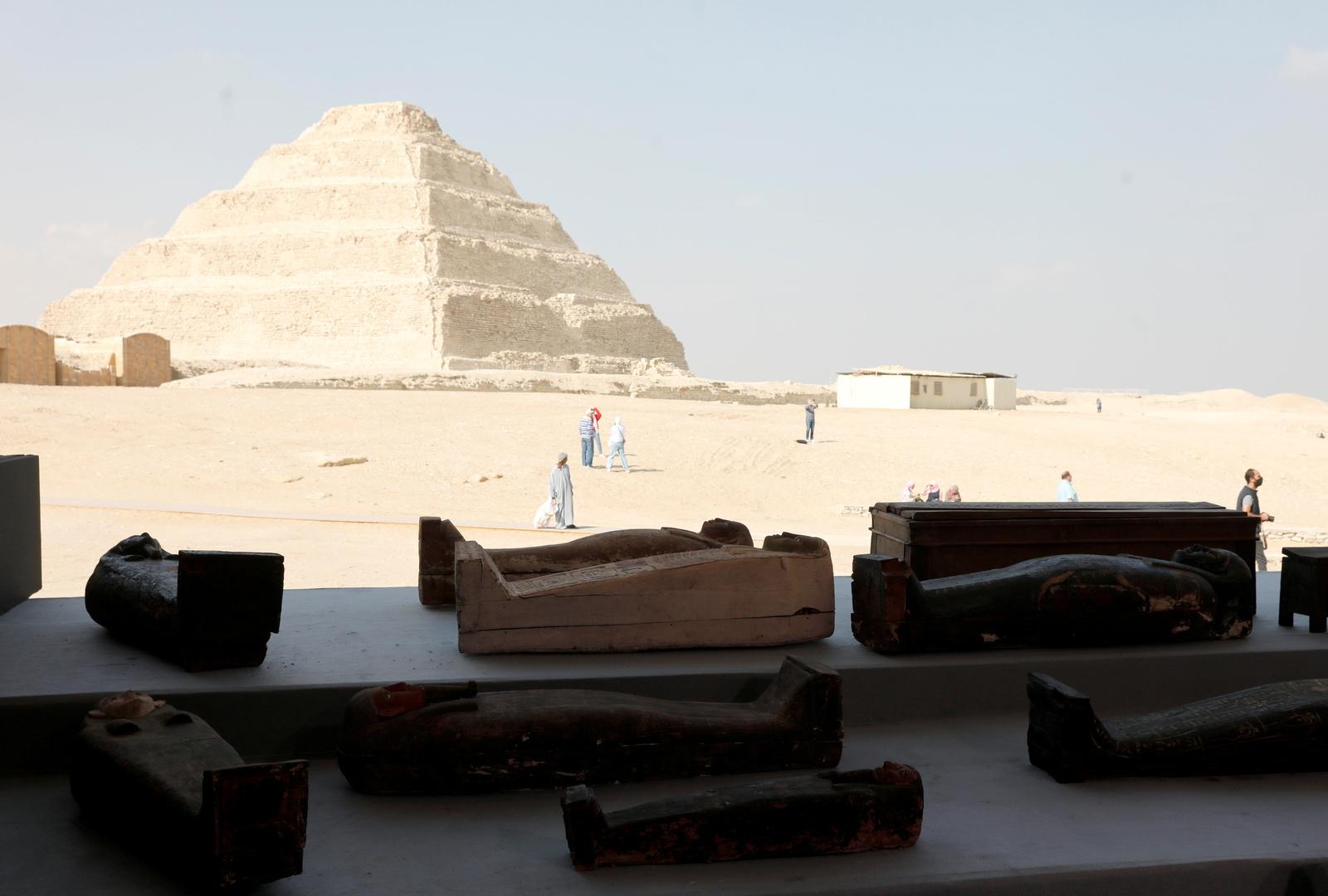 الآثار المصرية تكشف حقيقة صور التوابيت الفرعونية في أفغانستان