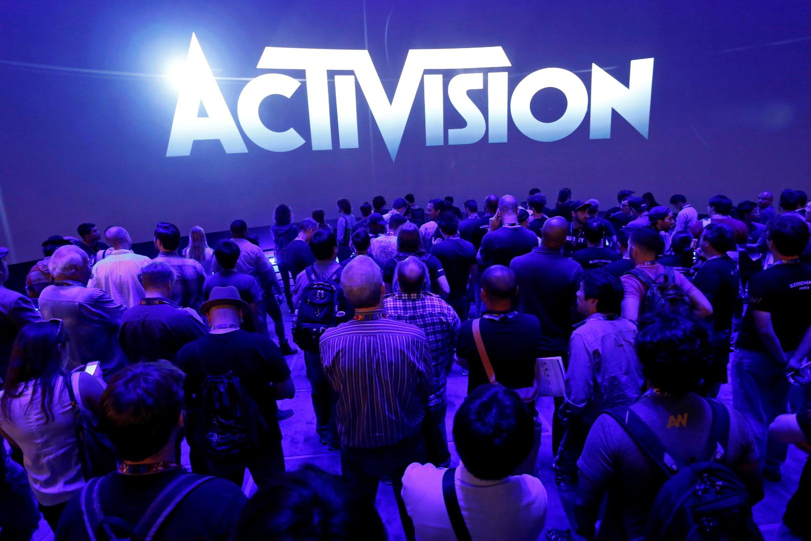 شركة أمريكية لإنتاج ألعاب الفيديو تتعهد بدفع 18 مليون دولار في قضية تمييز جنسي