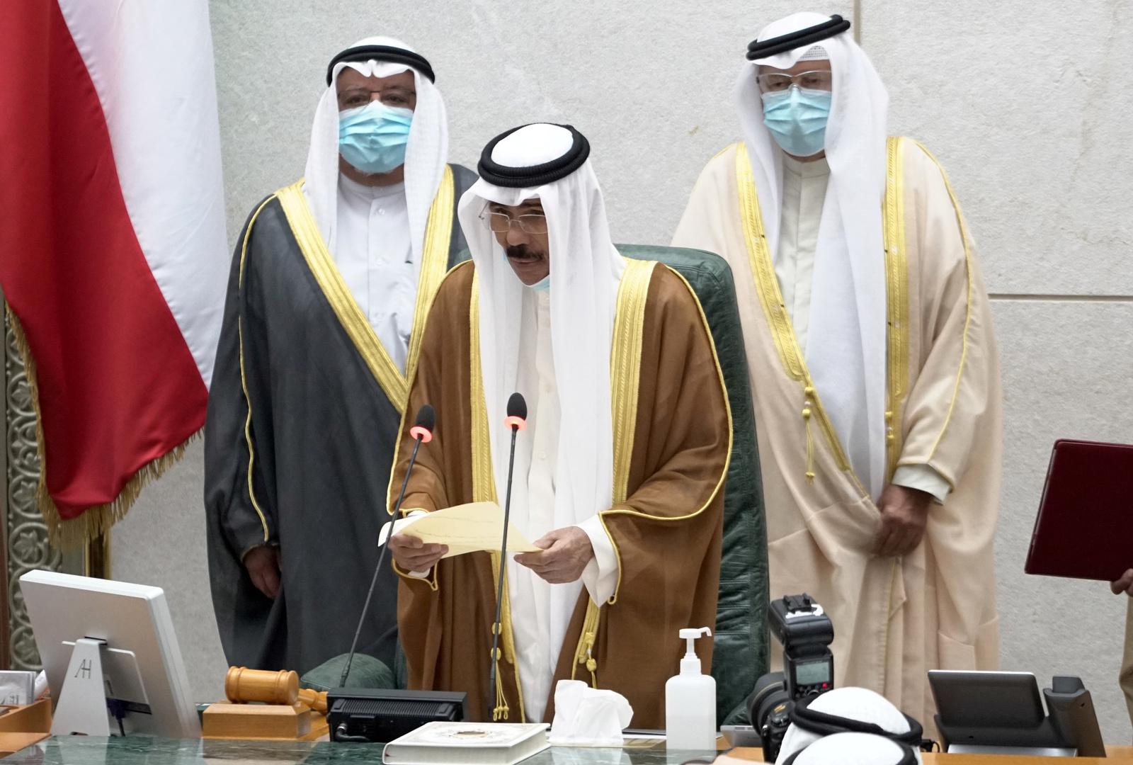 حوار وطني بين السلطتين التشريعية والتنفيدية في الكويت بأمر من أمير البلاد