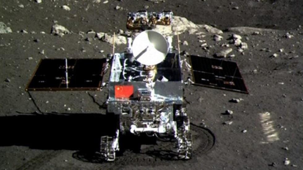 روفر صيني يقضي 1000 يوم على الجانب المظلم للقمر