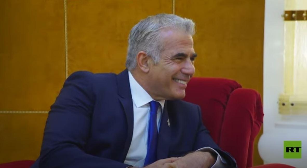 ملك البحرين وولي عهده يستقبلان وزير الخارجية الإسرائيلي