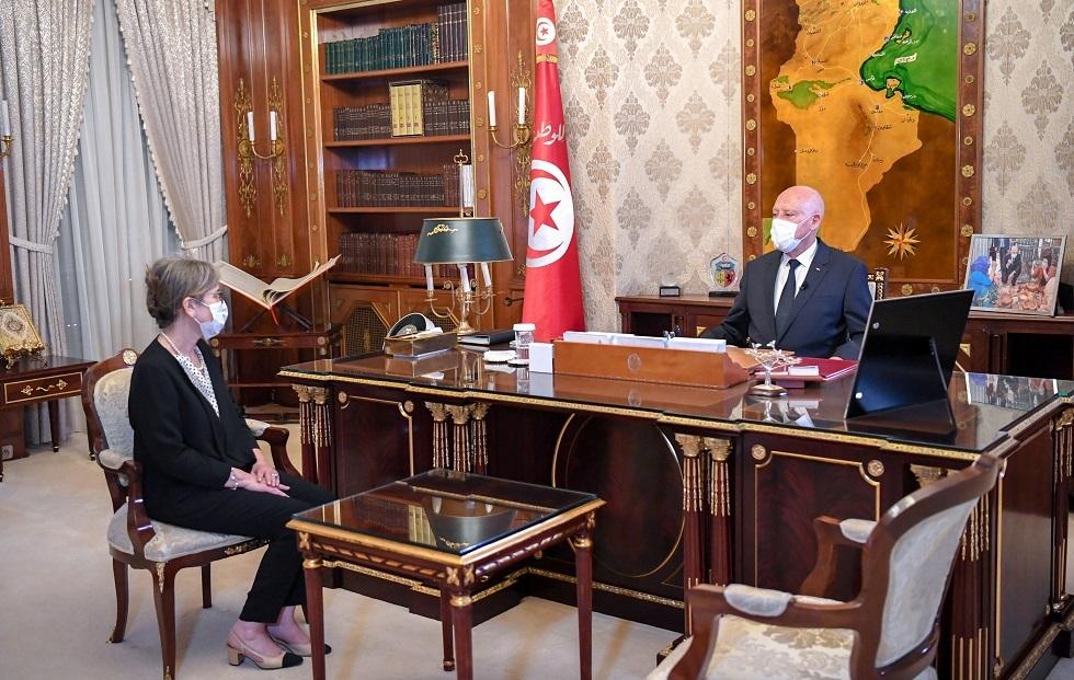 الرئيس التونسي: لا مجال للخضوع لأي ابتزاز أو محاولة لفرض اختيارات معينة