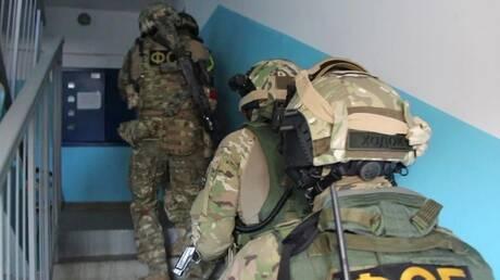 الأمن الروسي يعتقل اثنين من أعضاء منظمة إرهابية في سيبيريا