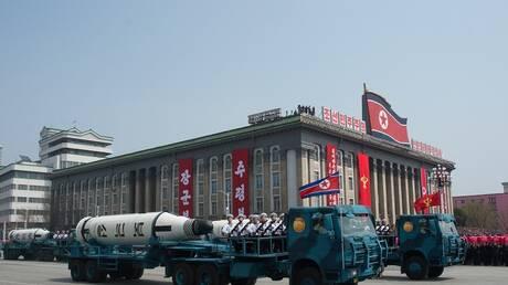 كوريا الشمالية تطلق قذيفة مجهولة باتجاه بحر اليابان
