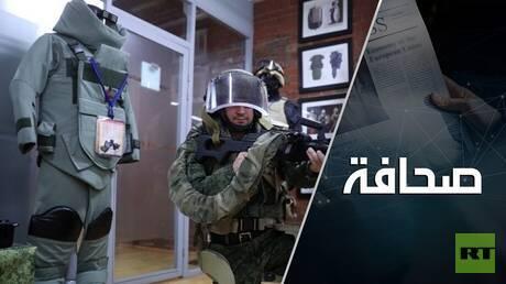 الغرب مذعور من روبوتات روسيا القتالية