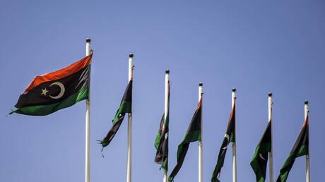 القوات المسلحة الليبية تنفذ عمليات عسكرية برية لتمشيط منطقة تربو جنوب البلاد