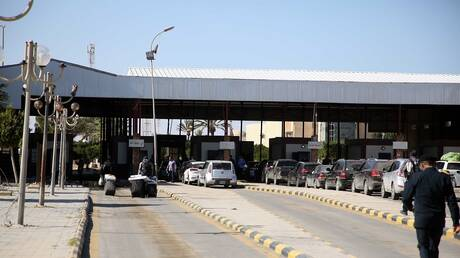 تونس.. استئناف حركة العبور والتجارة مع ليبيا عبر معبر رأس الجدير