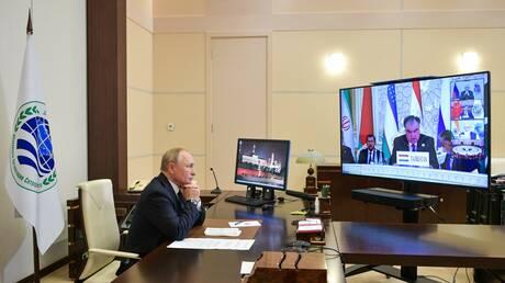 """ضمن """"إعلان دوشنبه"""".. """"شنغهاي للتعاون"""" تصر على أهمية التسوية الأفغانية"""