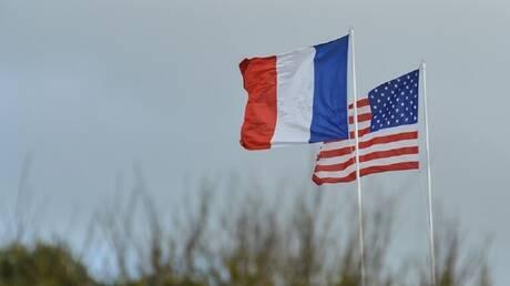 واشنطن تعرب عن أسفها لاستدعاء باريس سفيرها لدى الولايات المتحدة