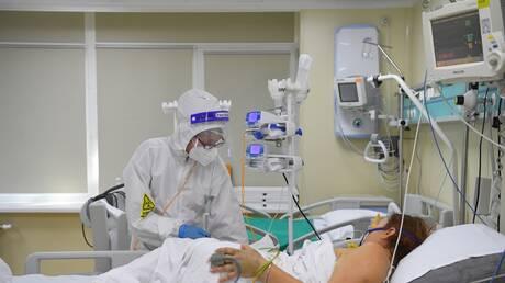 كورونا في روسيا... وفاة نحو 800 شخص وإصابة أكثر من 20 ألفا بفيروس كورونا