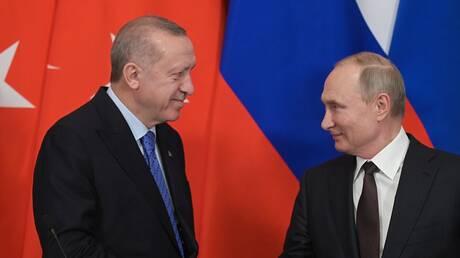 أردوغان عن لقاء قادم مع بوتين: سنبحث ما وصلنا إليه في سوريا وسنتخذ قرارا هاما