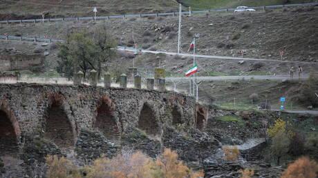 تلاسن بين إيران وأذربيجان وتركيا على الخط
