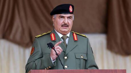مستشار الجيش الليبي لـRT: هناك دول تدعم ترشح حفتر لرئاسة البلاد