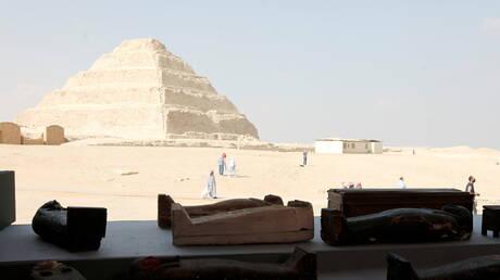 مصر.. المجلس الأعلى للآثار يعلن عن كشف أثري جديد قريبا