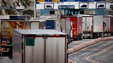 بريطانيا.. اعتقال 39 من المحتجين على تغير المناج بعد إغلاقهم ميناء حيويا