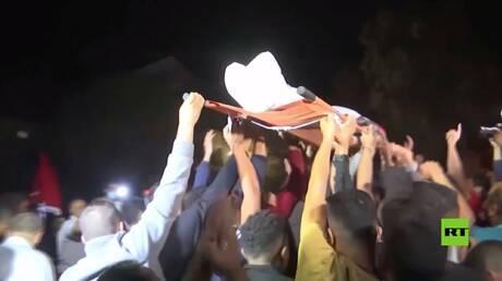 بالفيديو.. تشييع جثمان محمد خبيصة الذي قتل على يد الجيش الإسرائيلي في بيتا جنوب نابلس