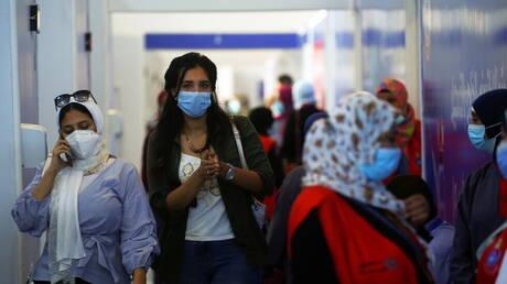مصر تسجل 667 إصابة و39 وفاة جديدة بكورونا