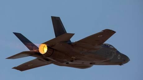 """سلاح الجو الإسرائيلي يتسلم 3 مقاتلات جديدة """"F-35"""" (صور)"""