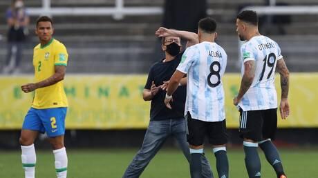 """منتخب الأرجنتين يستدعي الثلاثي المتورط في """"الفضيحة"""" أمام البرازيل"""
