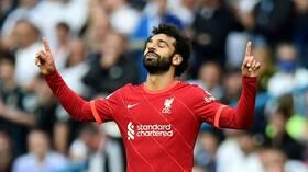 صلاح يسجل رقما تاريخيا في الدوري الإنجليزي الممتاز