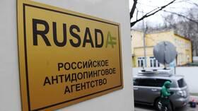 وزير الرياضة الروسي: يجب ألا تصبح مكافحة المنشطات مادة للتلاعب السياسي