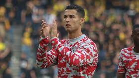 Ronaldo's best selling jersey in history