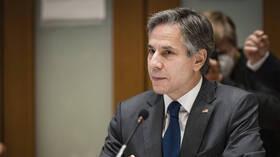 بلينكن: ندعم ليبيا موحدة ومستقرة ذات سيادة بعيدا عن أي تدخل خارجي